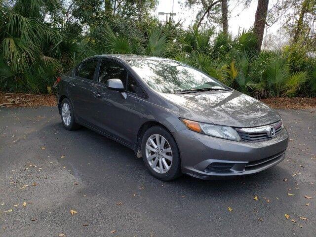 2012 Honda Civic Sdn EX Gainesville FL