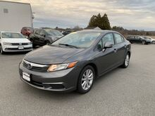2012_Honda_Civic Sdn_EX_ Keene NH