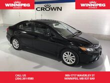 2012_Honda_Civic Sdn_EX-L/One Owner/Navigation/Heated seats/Leather_ Winnipeg MB
