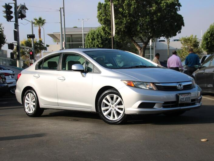 2012 Honda Civic Sdn EX Los Angeles CA