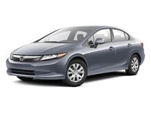 2012_Honda_Civic Sdn_LX_ Wichita Falls TX