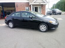 2012_Honda_Civic Sdn_LX_ East Windsor CT