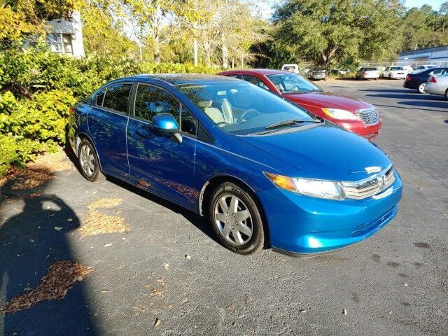 2012 Honda Civic Sdn LX Gainesville FL