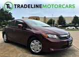 2012 Honda Civic Sdn LX PEARL PAINT, 39MPG... AND MUCH MORE!!!