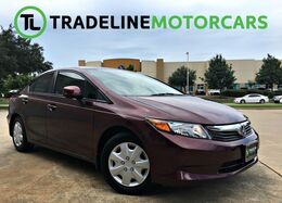2012_Honda_Civic Sdn_LX PEARL PAINT, 39MPG... AND MUCH MORE!!!_ CARROLLTON TX