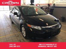 2012_Honda_Civic Sdn_LX Sdn_ Winnipeg MB