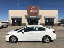 2012_Honda_Civic Sdn_LX_ Wichita KS