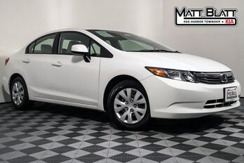 2012_Honda_Civic Sdn_LX_ Egg Harbor Township NJ