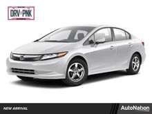 2012_Honda_Civic Sedan_CNG_ Roseville CA