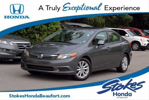 2012_Honda_Civic Sedan_EX_ Aiken SC