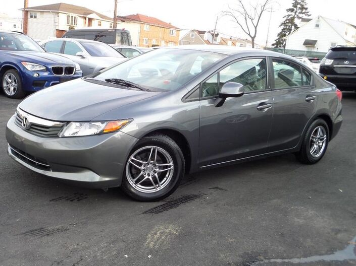 2012 Honda Civic Sedan LX Elmont NY