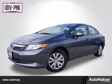 2012_Honda_Civic Sedan_LX_ Naperville IL