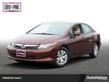 2012_Honda_Civic Sedan_LX_ Roseville CA