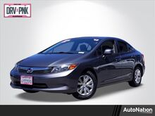 2012_Honda_Civic Sedan_LX_ San Jose CA