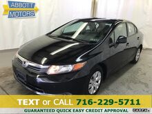 2012_Honda_Civic Sedan_LX w/Great MPG_ Buffalo NY