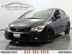 2012_Honda_Civic_Si 2.4L Engine & Manual Transmission_ Addison IL