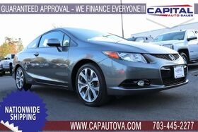 2012_Honda_Civic_Si_ Chantilly VA
