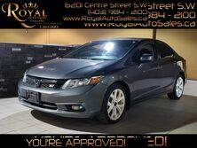 Honda Civic Si w/ NAVIGATION, SUNROOF, BLUETOOTH 2012