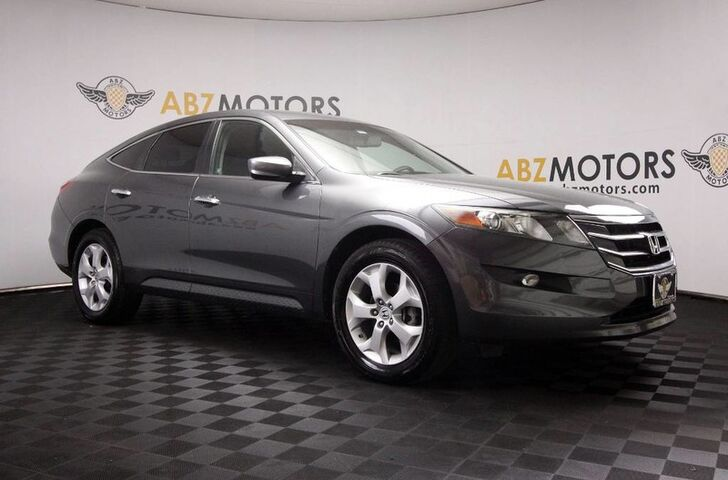 2012 Honda Crosstour EX-L 4WD Heated Seats,Rear Camera,Sunroof,Leather Houston TX