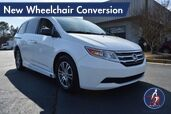 2012 Honda EXL Wheelchair Van New Wheelchair Conversion