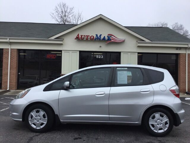 2012 Honda Fit 5-Speed AT Henderson NC
