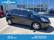 2012_Honda_Fit_LX Automatic *Bluetooth/Cruise*_ Winnipeg MB