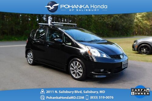 2012_Honda_Fit_Sport ** GUARANTEED FINANCING ** ONE OWNER **_ Salisbury MD