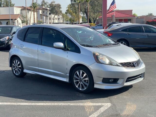 2012 Honda Fit Sport 5-Speed AT Mesa AZ