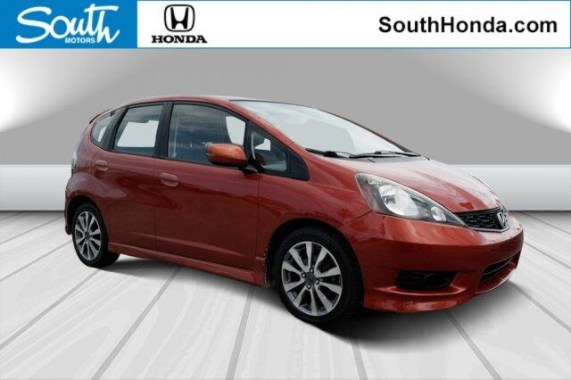2012 Honda Fit Sport Miami FL