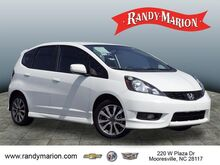 2012_Honda_Fit_Sport_ Mooresville NC