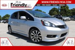 2012_Honda_Fit_Sport_ New Port Richey FL
