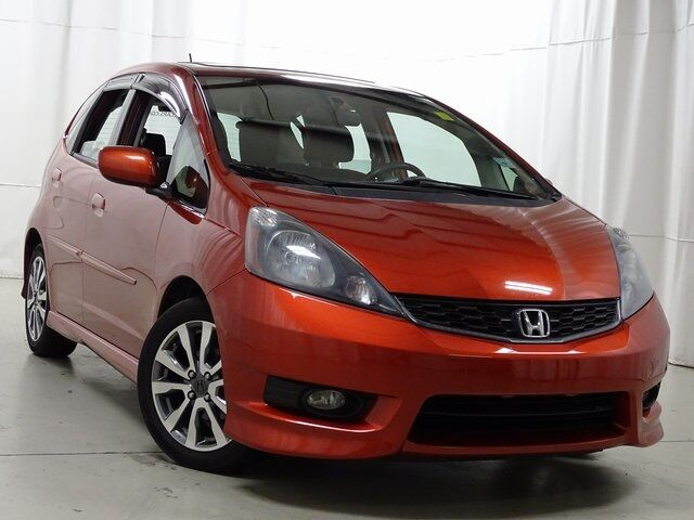 2012 Honda Fit Sport Raleigh NC