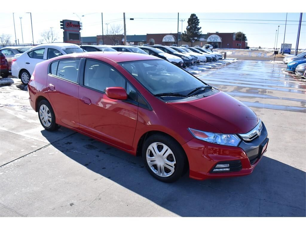2012 Honda Insight
