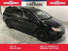2012_Honda_Odyssey_EX/DVD/One Owner/Bluetiooth/Heated seats/Power doors_ Winnipeg MB