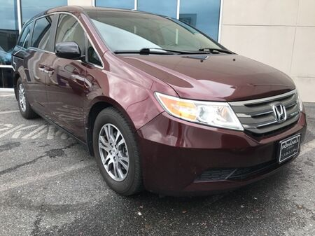 2012_Honda_Odyssey_EX-L ** LEATHER & SUNROOF ** ONE OWNER **_ Salisbury MD
