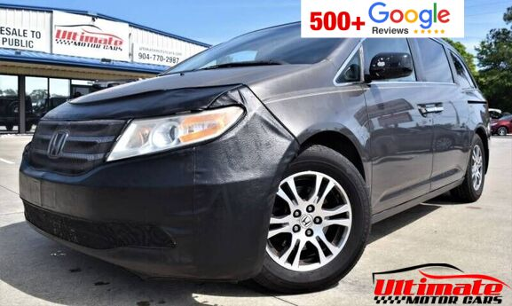 2012 Honda Odyssey EX L 4dr Mini Van Saint Augustine FL