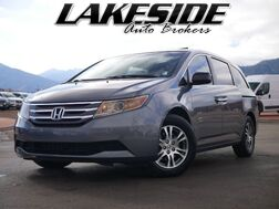 2012_Honda_Odyssey_EX-L_ Colorado Springs CO