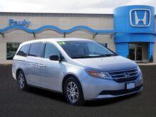 2012_Honda_Odyssey_EX-L_ Libertyville IL
