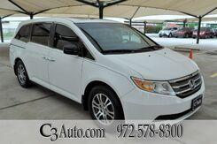 2012_Honda_Odyssey_EX-L_ Plano TX