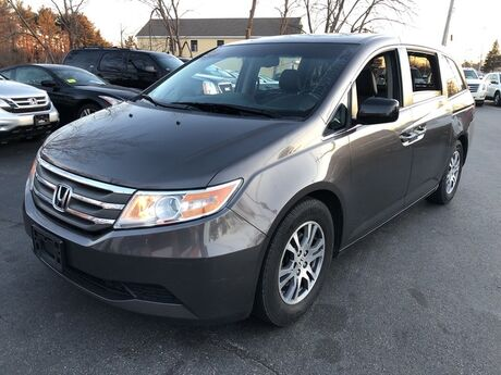 2012 Honda Odyssey EX-L w/Navigation North Reading MA