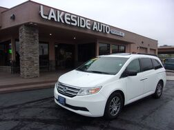 2012_Honda_Odyssey_EX-L w/ RES_ Colorado Springs CO