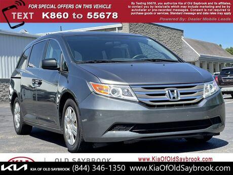 2012 Honda Odyssey LX Old Saybrook CT
