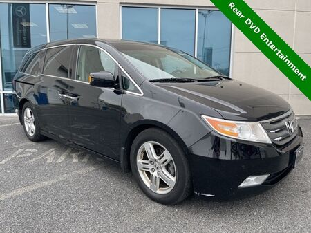 2012_Honda_Odyssey_Touring Elite ** NAVI & DVD REAR ENTERTAINMENT **_ Salisbury MD