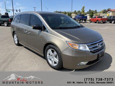 2012 Honda Odyssey Touring Elite Elko NV