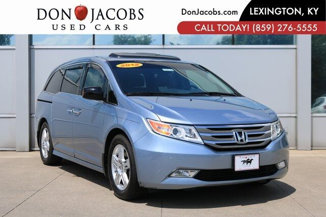 2012 Honda Odyssey Touring Elite Lexington KY