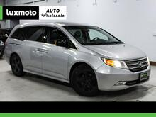2012_Honda_Odyssey_Touring Elite Rear DVD Nav Back-Up Cam Htd Seats_ Portland OR