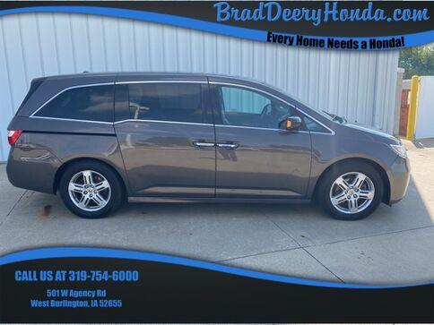2012_Honda_Odyssey_Touring Elite_ West Burlington IA