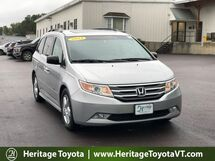 2012 Honda Odyssey Touring South Burlington VT