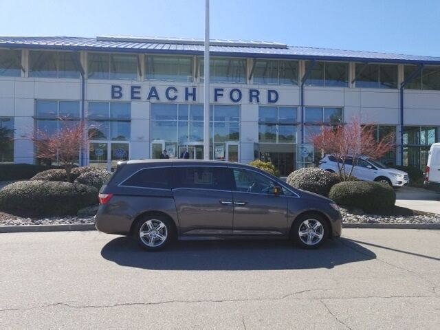 2012 Honda Odyssey Touring Virginia Beach VA