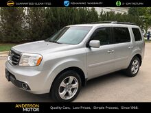 2012_Honda_Pilot_EX-L 4WD 5-Spd AT with DVD_ Salt Lake City UT